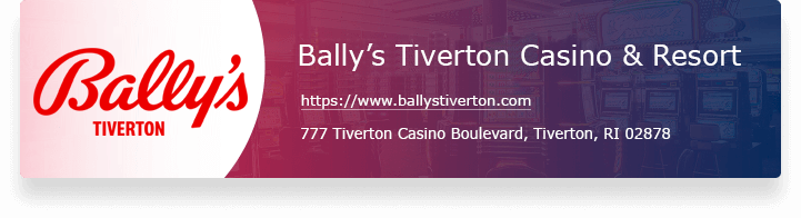 Tiverton Casino Hotel - www.twinrivertiverton.com - 777 Tiverton Casino Boulevard, Tiverton, RI 02878