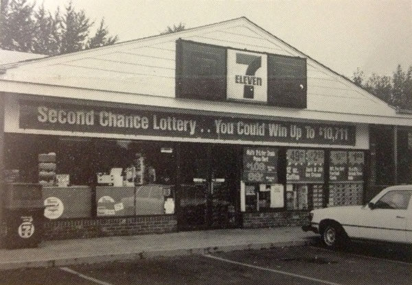 7-Eleven runs a second chance promotion for non-winning Rhode Island Lottery tickets, with the top prize being $10,711