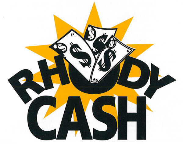 Rhody Cash game begins, replacing the Lot-O-Bucks game